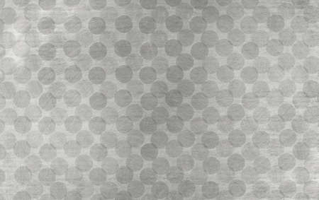 worn paper: Aged grunge gray paper texture with dotted pattern