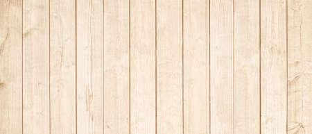 Lichtbruine houten planken, muur, tafel, plafond of vloeroppervlak. Houtstructuur
