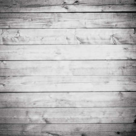 wood panel: White wooden planks, tabletop, floor surface or wall.