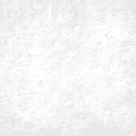 Fondo claro de la textura del papel de nota manchado áspero cuadrado blanco para el texto. Ilustración vectorial