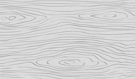 Coupe en bois gris, planche à découper, table ou surface de sol. Texture en bois. Illustration vectorielle.