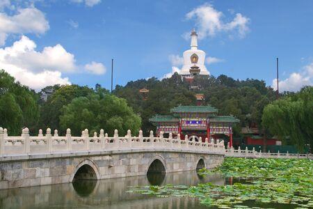 communists: Beautiful Scene of Beijing Imperial Park