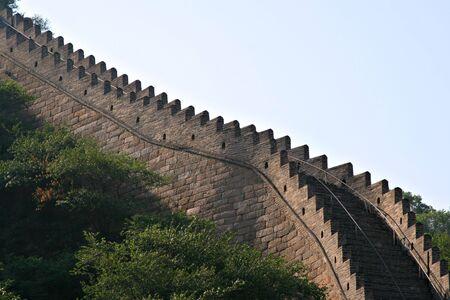 Great Wall of China close-up Stock Photo - 1365399