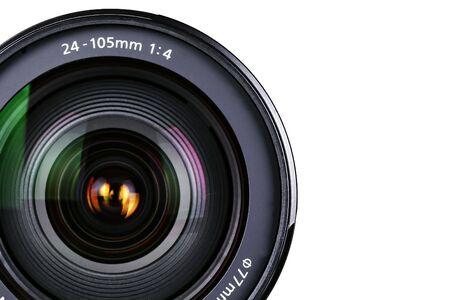 camera lens: Camera Lens in focus Stockfoto