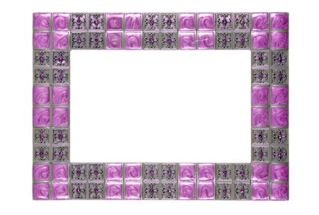 pink marble modern photo frame photo