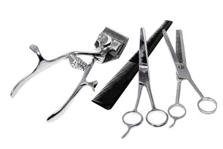 trimmers: old style hair trimmers