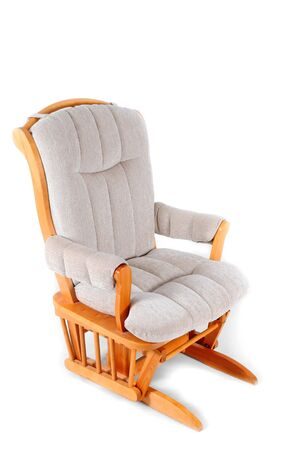 padded: Padded Rocking Chair