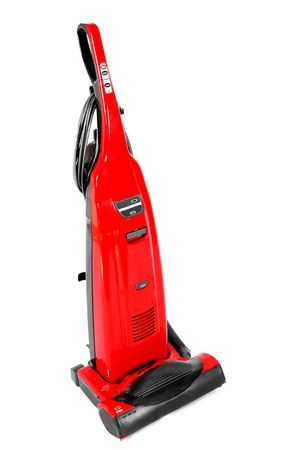 Red Carpet Vacuum Cleaner