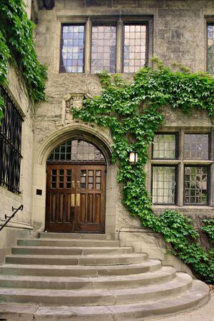 Historic Building Doorway Stock Photo - 3129357