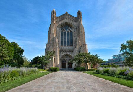 Rockefeller Memorial Chapel Stock Photo - 14215450
