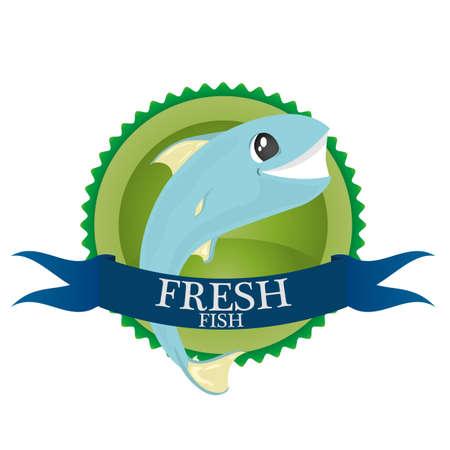 logo poisson: POISSON FRAIS
