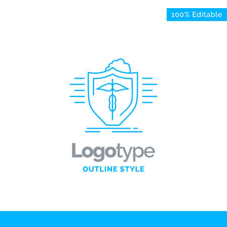 Consumption, resource, energy, factory, manufacturing Business Line Icon Symbol for your business. Turquoise Business Cards with Brand template