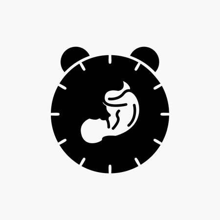 delivery, time, baby, birth, child Glyph Icon. Vector isolated illustration
