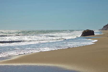 malibu: Malibu Lagoon State Beach in Malibu, California