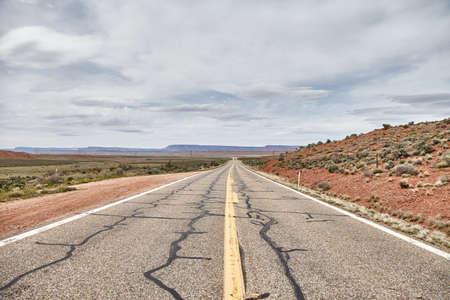 Incredibly beautiful landscape in National Park, Utah