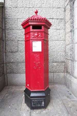 facteur: Londres Banque d'images