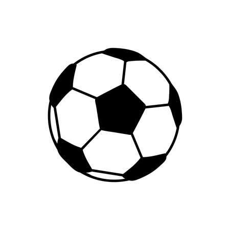 Football icon. One of set web icons
