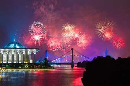 Putrajaya International Fireworks Competition 2013