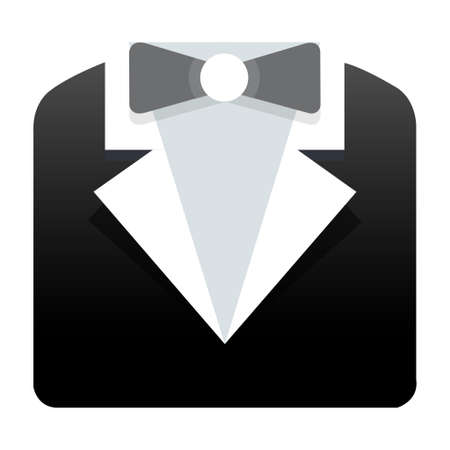 formal: formal official  suit  icon