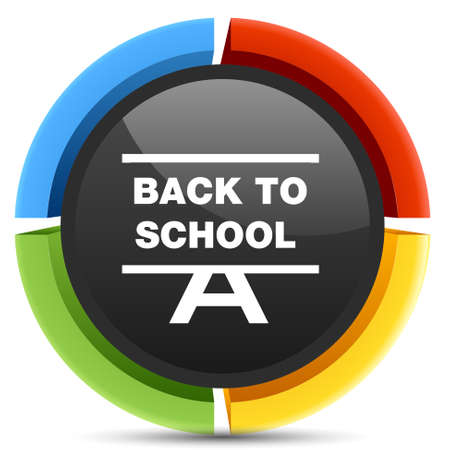 sales book: back to school background