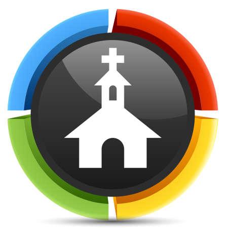 house of god: church icon