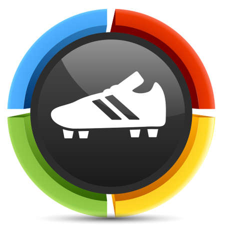 soccer shoes: soccer shoes icon