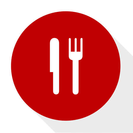 Knife and fork icon.