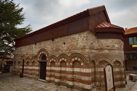 The Church of Saint Paraskevi, medieval Eastern Orthodox church in Nesebar.