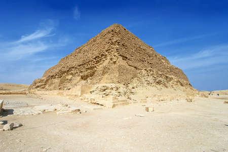 djoser: Djoser pyramid at Saqqara (Egypt, Africa) Stock Photo