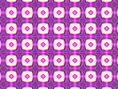 Purple disco fractal - wallpaper