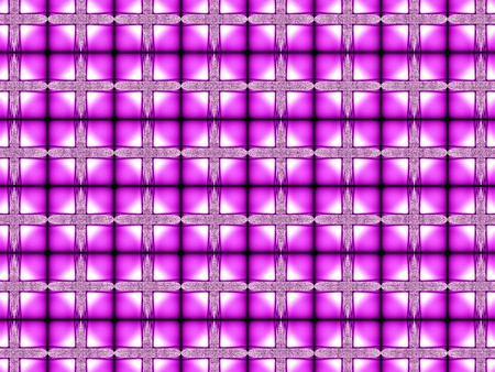 Violet pattern fractal - wallpaper Stock Photo