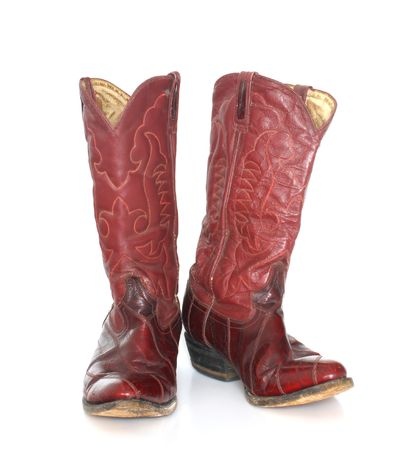 walking boots: Cowboys boots