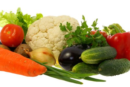 the caustic: Vegetables         Stock Photo
