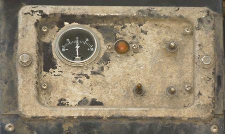 instrumental: old instrumental panel