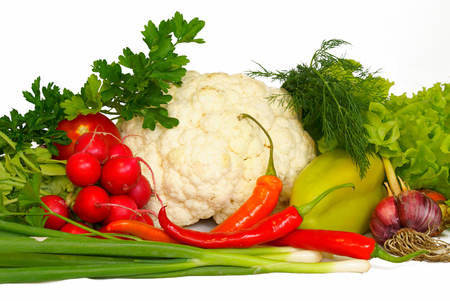 fresh vegetables           Stock Photo - 1432130
