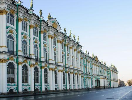 Saint Petersburg, Hermitage