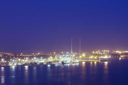 industrial park: industrial park