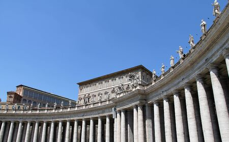 Vatican in Rome Stock Photo - 15031395