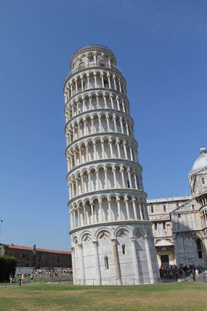 Leaning tower of Pisa, Italy Stock Photo - 15401220
