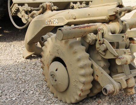 detonating: Mine detonating system Stock Photo