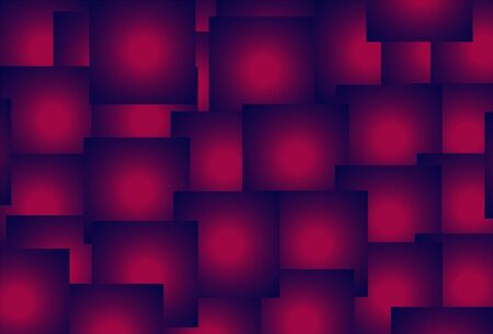 originally: Abstract  blue  red   geometric pattern background