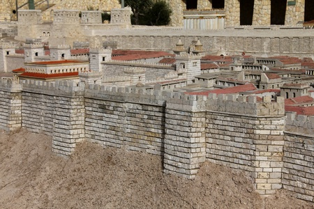 The palace of  Herod  photo