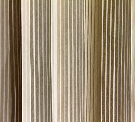 Vertical brown, gray, white curtain background photo