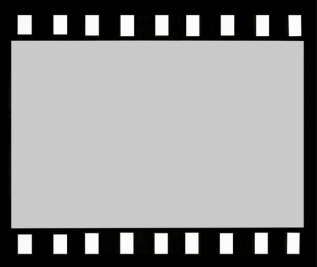 retro cinema: Old vintage filmstrip background with space for your text or image