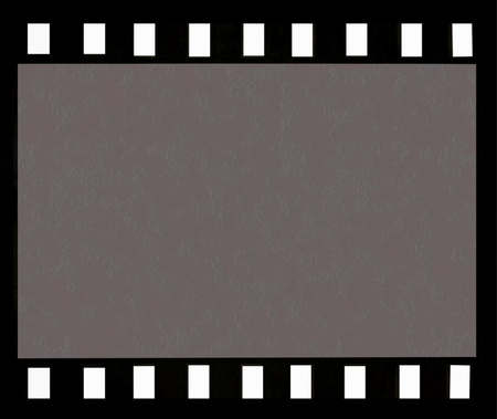 Old vintage filmstrip background with space for your text or image photo