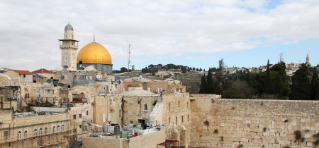 Wailing Wall  Stock Photo - 17430615