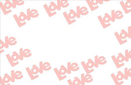 i nobody: Valentine Stock Photo