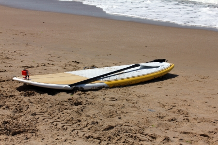 Stand Up Paddle Surf Reklamní fotografie