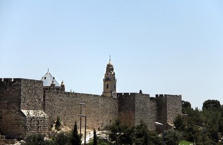 Jerusalem Old City Wall photo