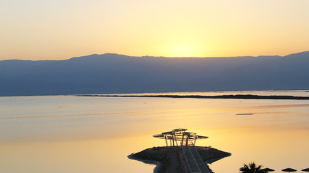 sediments: Dead sea  Israel Stock Photo